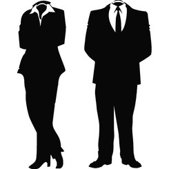 HEADLESS BUSINESS SILHOUETTES.eps