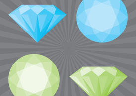 Diamond Vectors