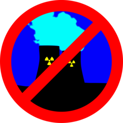 NUCLEAR POWER? - NO THANKS