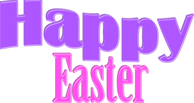 Happy Easter PSD