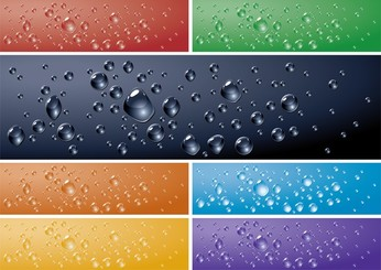 Crystal Clear Water Drops 02