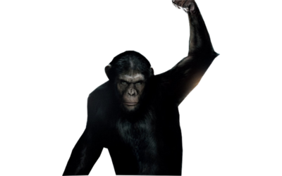Caesar (Rise of the Planet of the Apes) PSD