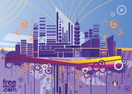 Abstract City Graphics