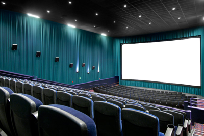Movie Theater PSD