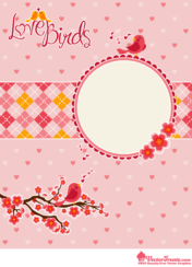 Free Valentine Vectors for all you Lovebirds