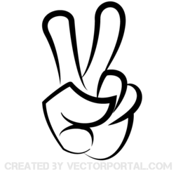 Victory Sign