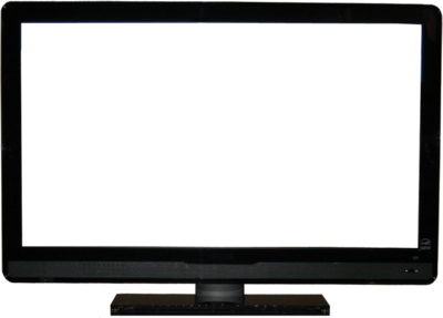 LCD TV with blank screen PSD