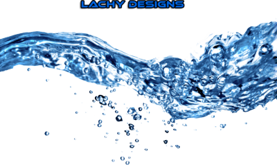 water splash 4 PSD