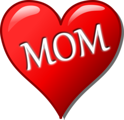 Mother's day hart