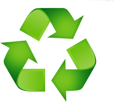 Recycle Symbol PSD