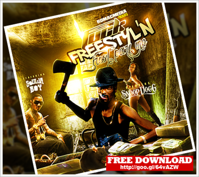 Freestyle Mixtape Cover Free Download PSD
