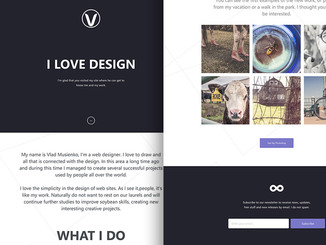 Lithium - HTML5 Responsive one page template EXCLUSIVE