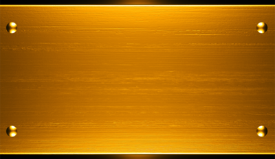 Gold Plate PSD