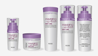 Free Vector Cosmetics Packaging