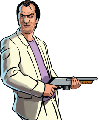 Brian Forbes Vice City PSD