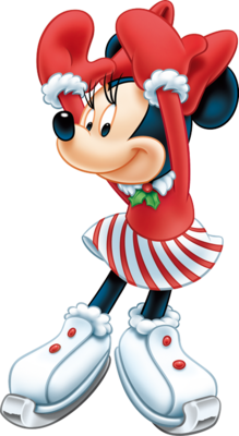 Minnie Mouse PSD