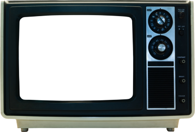 Retro Tv PSD