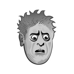 FRIGHTENED FACE VECTOR.ai