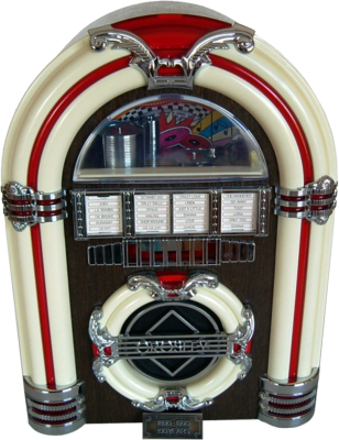 Old JukebOx PSD