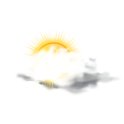 weather icon - cloudy
