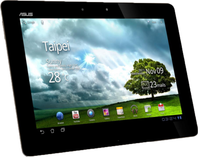 Asus Android Tablet PSD