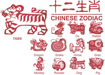Zodiac patterns are new Vector 12