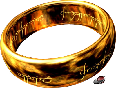 Lord of the rings - (Ring) PSD