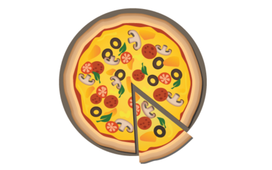 Pizza Vector Free