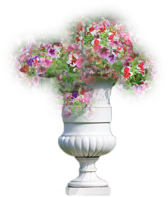 Flower Pot PSD