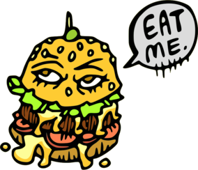 Eat This Burger