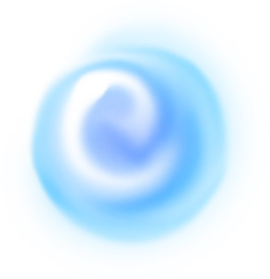 Blue Whirl PSD