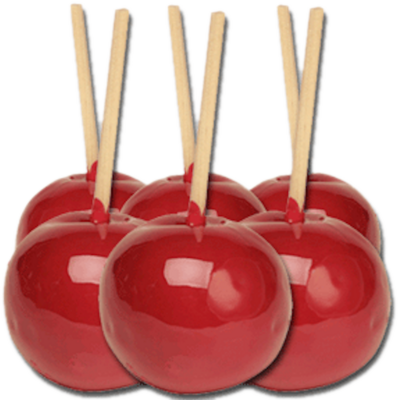 Candy Apples PSD