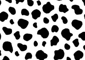 Cow Pattern Graphics