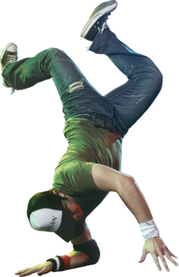 Breakdance PSD