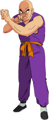 Master Roshi As Adult PSD