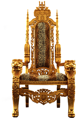 Gold-Throne PSD