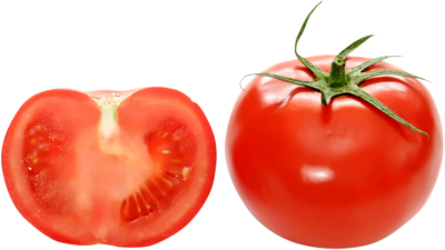 Bright Red Tomatoes PSD