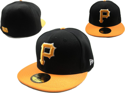 Pittsburgh pirates caps PSD