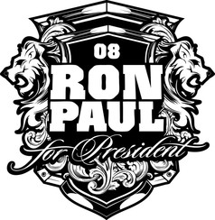 Ron Paul Lions Badges