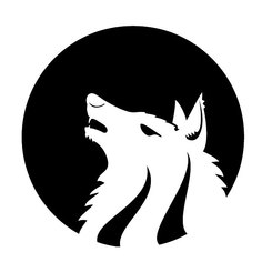 WOLF HOWLING FREE VECTOR.eps