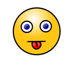 Emoticons: Tongue Out