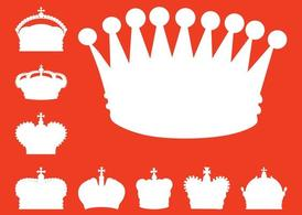 Crowns Silhouettes