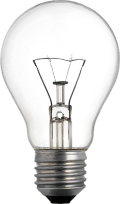 Lightbulb PSD