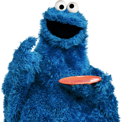 COOKIE MONSTER PSD PSD Free Download | Templates & Mockups