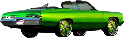 Chevy Donk PSD
