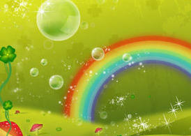 Clover Leaf Rainbow Valley