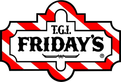TGI Friday's Logo PSD