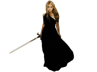 Buffy The Vampire Slayer PSD