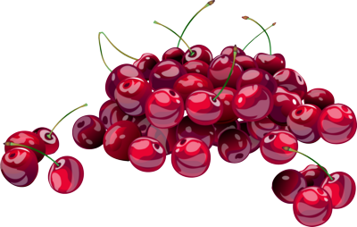 Cherries PSD