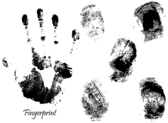 Free Fingerprint Vector Art